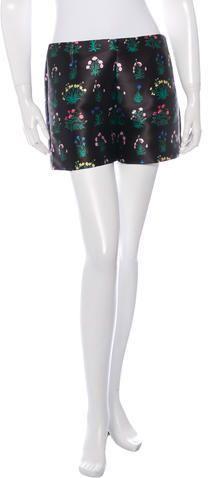 Valentino Primavera Mini Shorts