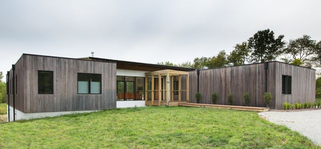 HOME TOUR: 20-acre modern prairie home in Zionsville - TheIndyChannel.com Indianapolis, IN