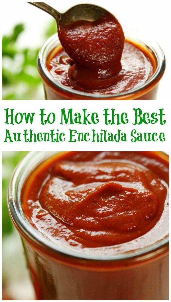 Best Enchilada Sauce Recipe Recipe Best Enchilada Sauce Recipes With Enchilada Sauce Best Enchiladas