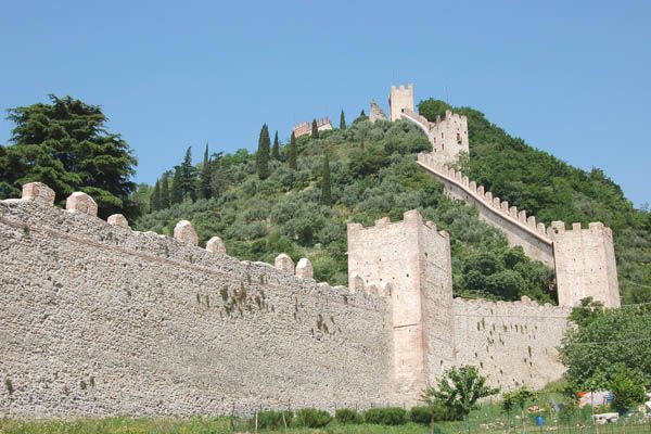 NO STRESS CON L'E-BIKE: è possibile andare in bicicletta senza faticare sui pedali? Non c'è trucco, non c'è inganno: nessun luogo ti sembrerà lontano e se poi trovi qualche salita non ci sono problemi perché sei in sella ad una bici elettrica!  Così raggiungerete anche piccoli posti meravigliosi, come la cima del castello superiore di Marostica: vista mozzafiato dall'alto assicurata! http://www.jonas.it/vacanza_bici_elettrica_italia_1315.html