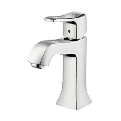 hansgrohe metris c single hole faucet chrome bathroom faucets bathroom sink faucets