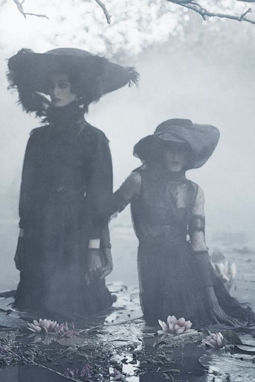pivoslyakova:  Rebel Riders by Tim Walker for Vogue Italia...