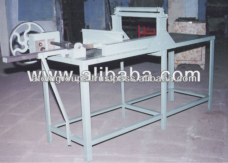 Soap Cutting Machine For Small Scale Industries