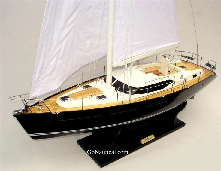 Yacht Model Oyster 54