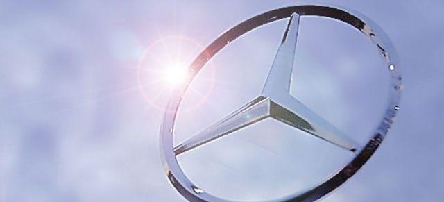 Mercedes-Benz Geschäftszahlen: Neuer Rekordmonat: Läuft für den Stern: Mercedes-Benz erreicht im Monat Mai einen neuen  Absatzrekord