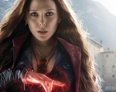 Scarlet Witch and Quicksilver Character Posters for Avengers: Age of Ultron! - ComingSoon.net