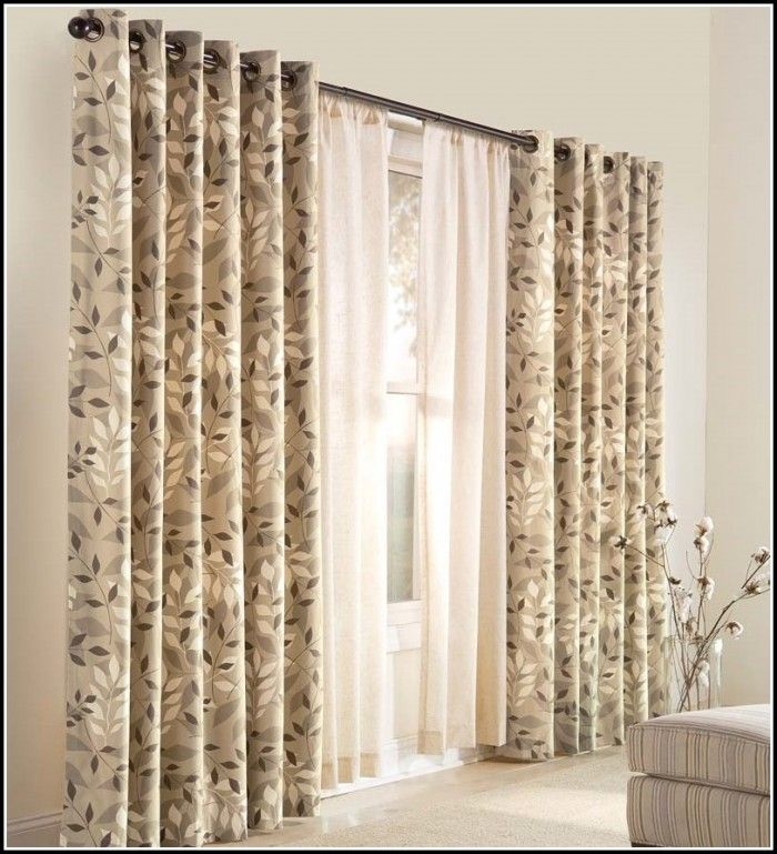 How To Hang Grommet Curtains With Sheers Qn05 Roccommunity Curtains Insulated Curtains Grommet Curtains