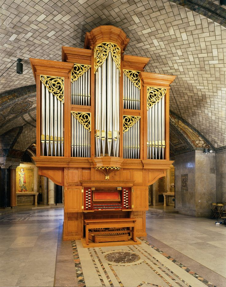 national shrine of the immaculate conception | pipe organs ...