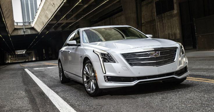 2016 Cadillac CT6: Now the Flagship