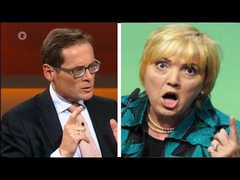 Roger Köppel - VS - Claudia Roth / Michel Friedman - 8.9.2015