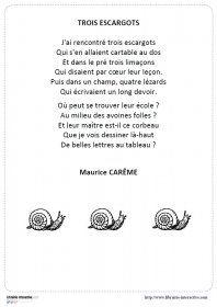 14 poésies très connues sur le thème de l'école et de la rentrée pour les élèves de cycle 2 et de cycle 3.