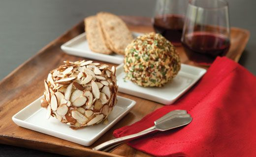 #Epicure Cran & Apple Cinnamon Cheese Ball