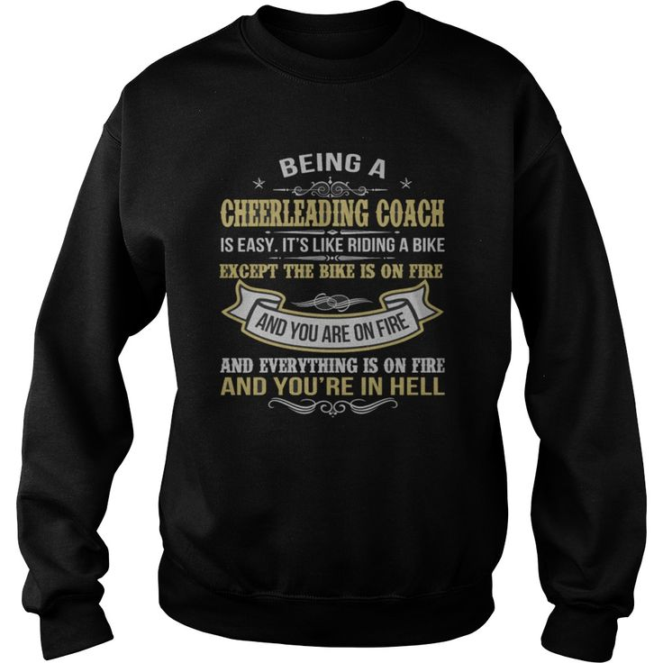 Best EING CHEERLEADING COACH IS EASY T-SHIRTS-front Shirt #gift #ideas #Popular #Everything #Videos #Shop #Animals #pets #Architecture #Art #Cars #motorcycles #Celebrities #DIY #crafts #Design #Education #Entertainment #Food #drink #Gardening #Geek #Hair #beauty #Health #fitness #History #Holidays #events #Home decor #Humor #Illustrations #posters #Kids #parenting #Men #Outdoors #Photography #Products #Quotes #Science #nature #Sports #Tattoos #Technology #Travel #Weddings #Women
