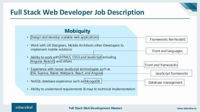 Full Stack Developer Resume Examples Elegant Full Stack Developer Jobs Salary Resume Teacher Resume Examples Project Manager Resume Job Resume Samples