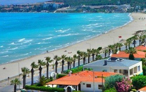 İzmir İlçelerindeki Mavi Bayrak'lı Plajlar | İzmir'de Sanat