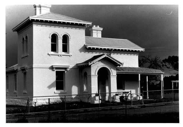 Gate House - Ararat Lunatic Asylum/Aradale Mental Hospital. https://www.facebook.com/AradaleGhostTours