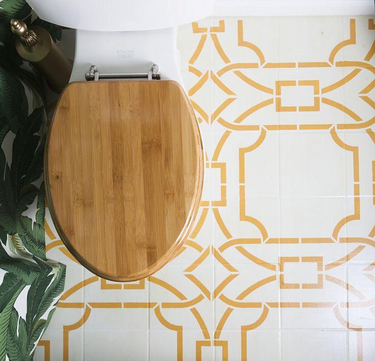 One Room Challenge: Modern Boho Bathroom Reveal » Jessica Brigham