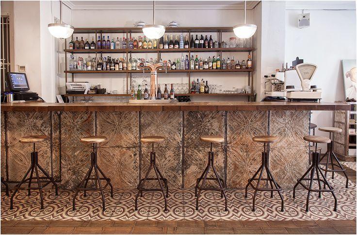 Imagen de la barra de bar restaurante trece pinterest for Restaurant la cuisine limoges
