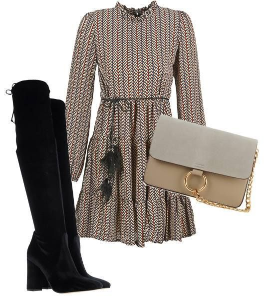 Τι να φορέσεις σε φθινοπωρινό ραντεβού