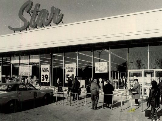 if you grew up in the rochester ny area you know this as a place your parents shopped at and the place you worked at while in high school