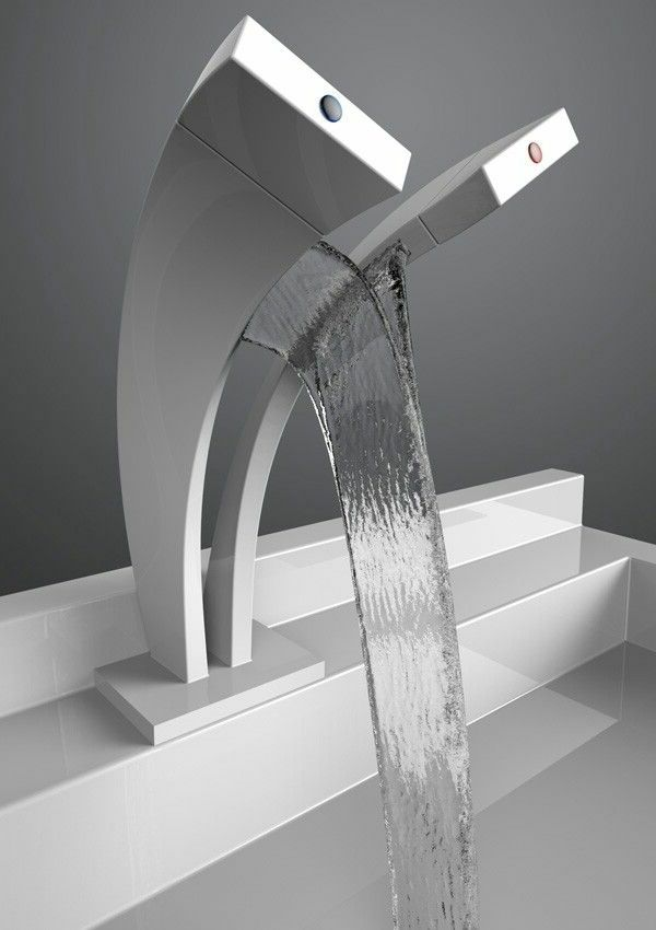 un double robinet cascade                                                       …                                                                                                                                                                                 Plus