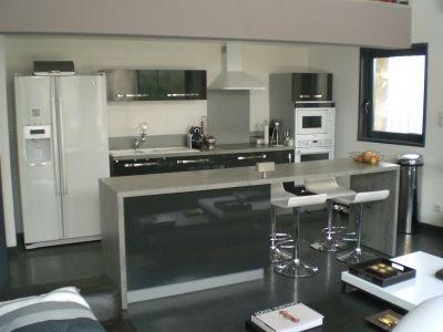 24 best am nagement cuisine images on pinterest. Black Bedroom Furniture Sets. Home Design Ideas