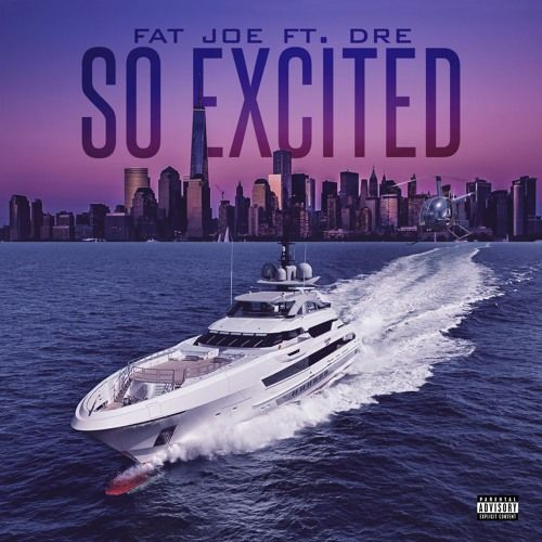 """Fat Joe drops off his new Streetrunner-produced single """"So Excited"""" which features a hook from previous collaborator Dre of Cool & Dre. The beat on this is a head nodder for sure. Check it out  http://nahright.com/2017/08/01/fat-joe-ft-dre-excited/"""