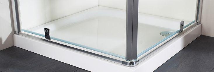 Shower trays - HÜPPE