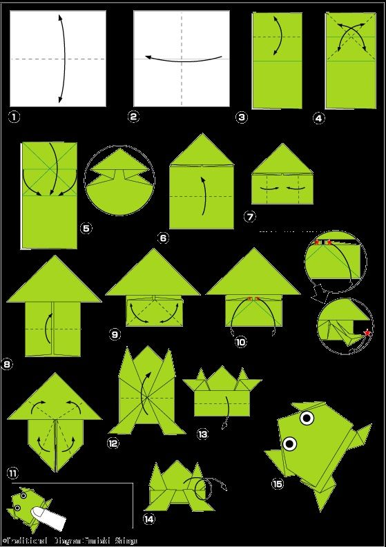 20 Instructions That'll Make You an Origami Master