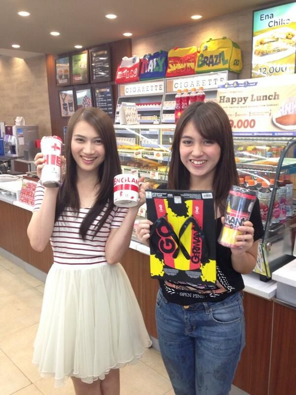 Melody With Nabilah Jkt48 so beautiful bingit pake z