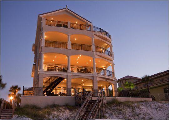 Permalink to Fresh Destin Beach House Rentals Beachfront