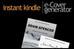 Easy book cover generator for ebooks..  Make Your KINDLE Book Covers in 3 minutes * EASY * save time and Money -->