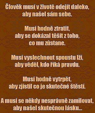 Prostě život O:)