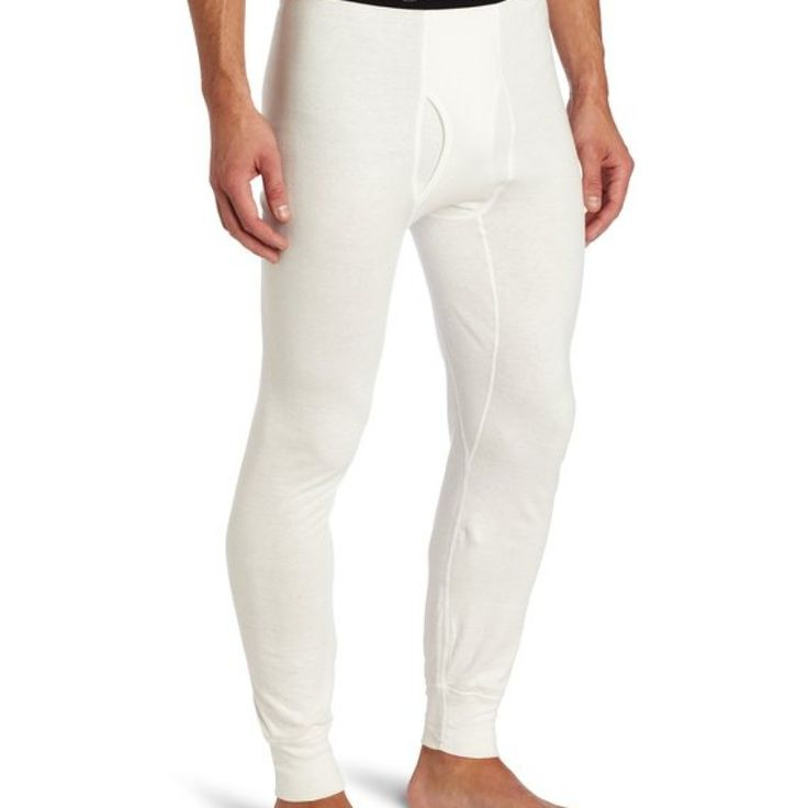 About: 60% Cotton/40% Polyester Imported Pull On closure Machine Wash Base-layer thermal pant in two-ply