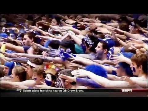 Duke - UNC Rivalry Promo (3-3-2012)