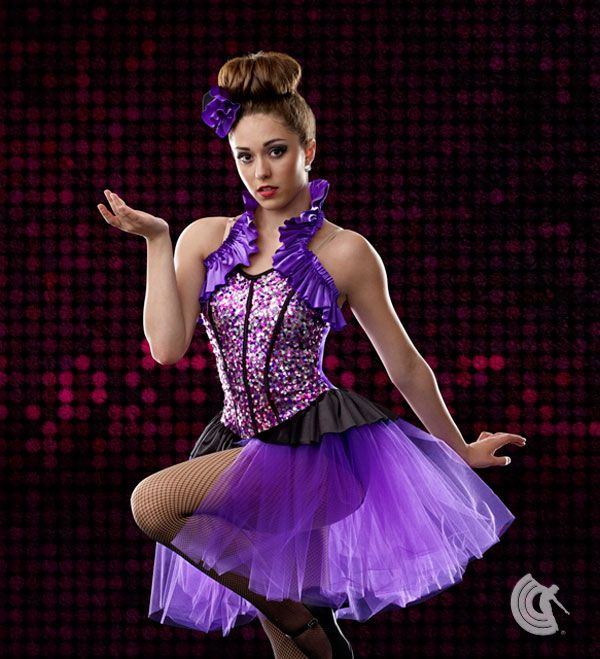 Curtain Call Costumes®   Ray Of Light Circus Showgirl Tap Dance Costume