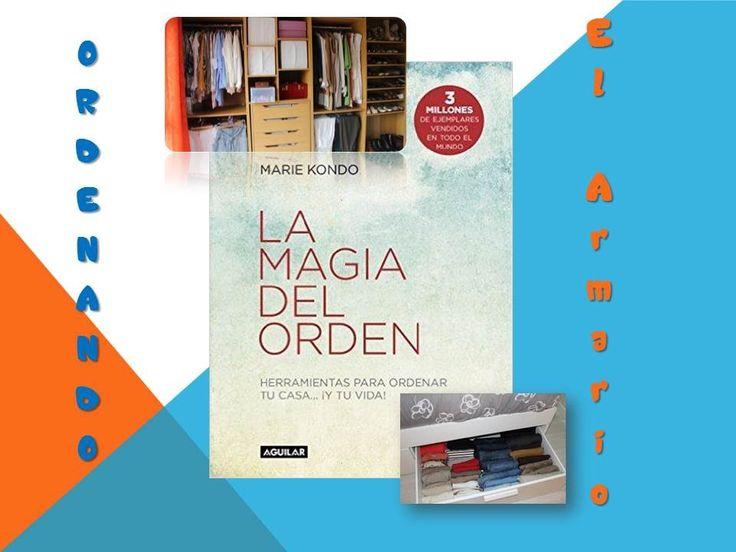 Die besten 25 la magia del orden ideen auf pinterest for Ordenar libros konmari