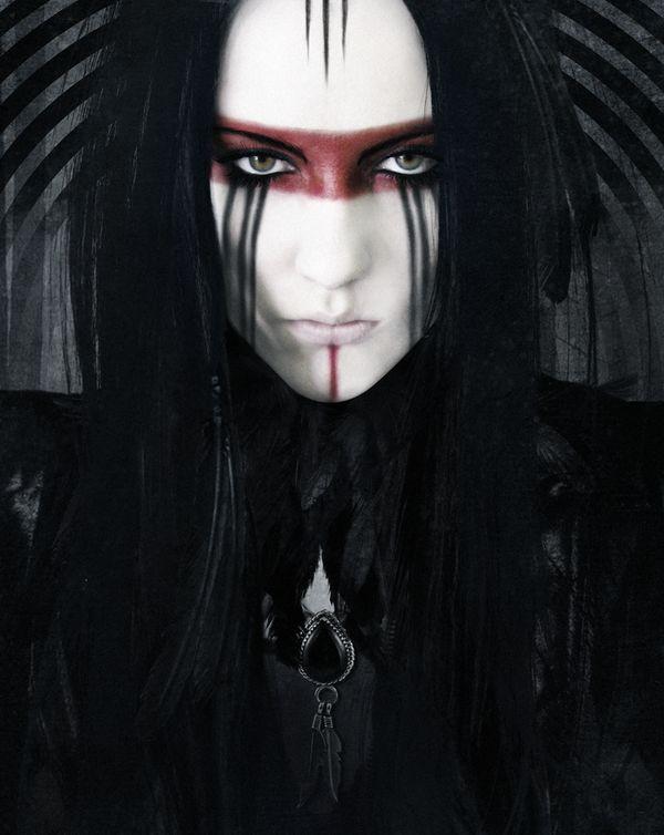 """Angwusnasomtaqa II (Hopi, """"Crow Mother Spirit"""") by SynistyM.deviantart.com on @DeviantArt"""
