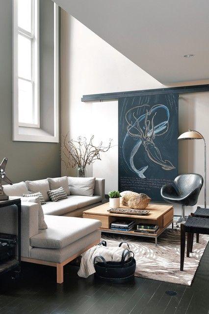 Best 25 hidden tv ideas on pinterest tv storage live for Tv solutions for living room