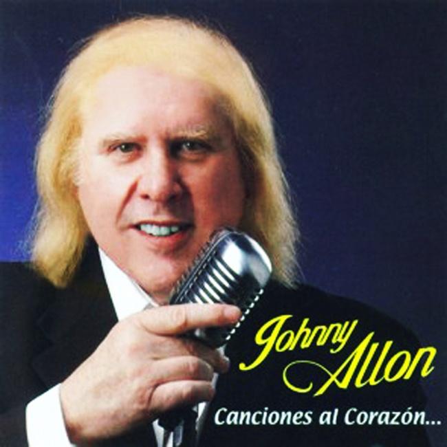 Johnny Allon - Canciones al Corazón
