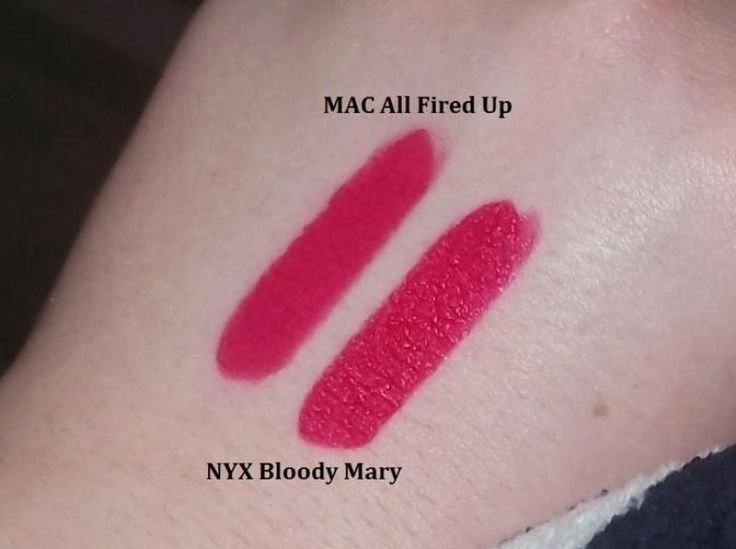 MAC All Fired Up Dupes !! The Fire Engine Fuchsia Pink :D http://www.glossypolish.com/mac-all-fired-up-dupes-the-fire-engine-fuchsia-pink-d/ MAC #AllFiredUp Dupes !!! LOVE LOVE LOVE!!