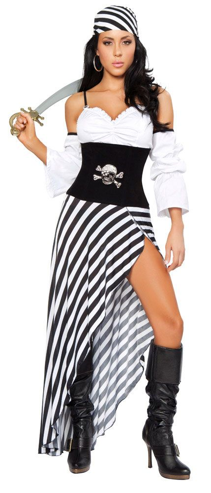 ladies pirate costume | costumes pirate halloween costumes super deluxe women s pirate costume