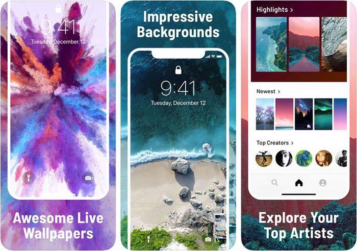 31 Screenshot Of Iphone Wallpaper Di 2020