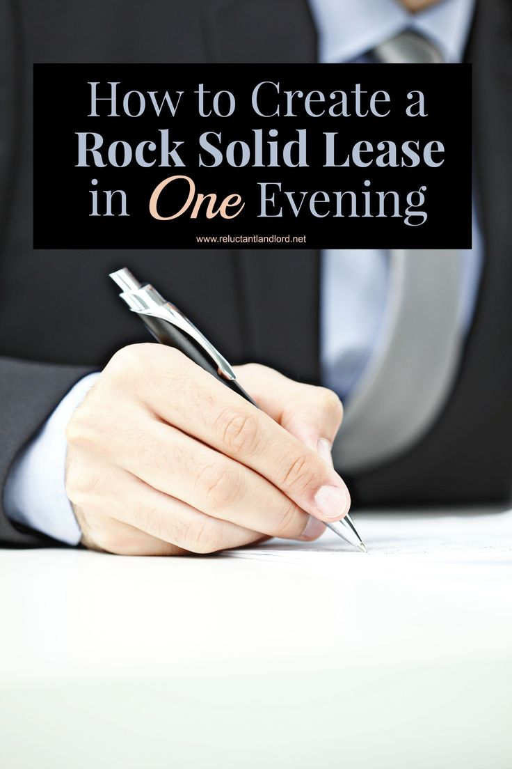 Landlords, if you are looking for help to create a rock solid lease then this is the post for you! Learn how you too, can create a lease in one evening!