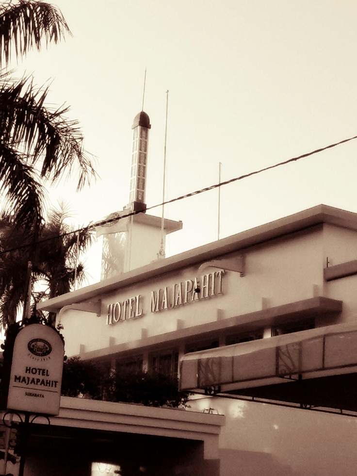 Hotel Majapahit: A historical hotel for Surabaya people.