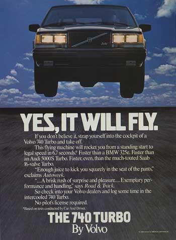 Volvo 740 Turbo.LOVED THIS CAR, WAS A SLEEPER, LOOKED SLOW BUT WAS SSSSSOOOOOOOOOOOOOO FAST, HAD 2OF THEM
