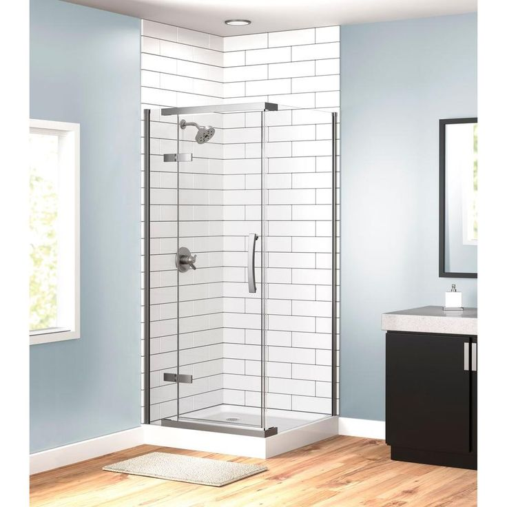 Best 25+ Corner shower doors ideas on Pinterest | Corner shower ...