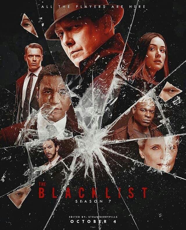 The Blacklist Season 7 October 2019 The Blacklist Season 7 Seasons