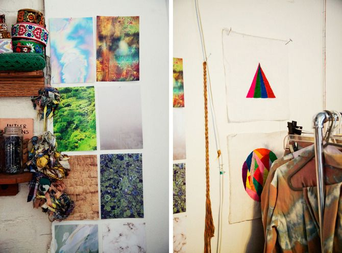 ^: Inspiration Board, Studio Spaces, Shabd Studio, Walls Mood Boards, Photo, Http Www Themakersproject Com