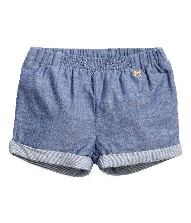 Cotton shorts | Kids | H&M AU